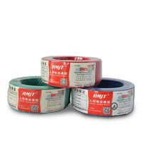 450/750V Copper Conductor PVC insulated Electrical Building Wire