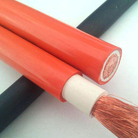 Outdoor Flexible Silicone Rubber Cable